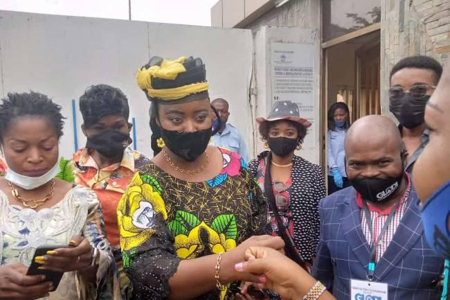 Micheline Shabani à Goma et à Bukavu: Voici sa mission précise...