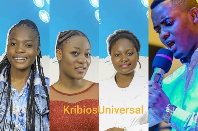 Jean Mukendi et les finalistes du Kivu Gospel Fiesta au studio : Quelques choses s'annoncent !