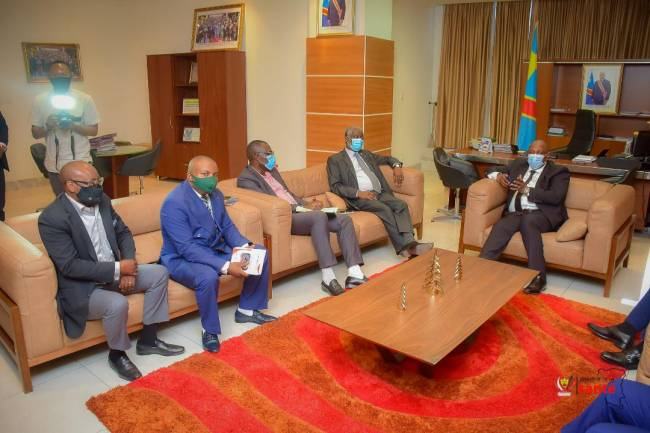 Covid-19: Les Députés Nationaux du Nord-Kivu et Ituri plaident sur la situation sanitaire à Goma