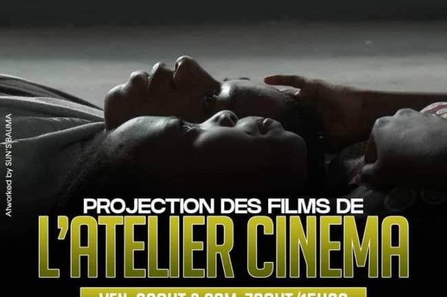 Le Foyer Culturel de Goma présente les résultats de son atelier cinéma ''Jeu d'acteur face à la caméra''