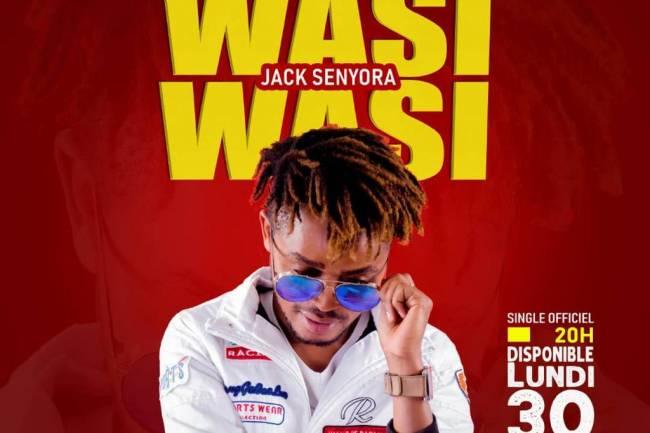 Jack Senyora s'apprête à publier son nouveau single: Wasi Wasi