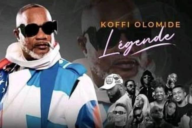 Quelques détails sur l'album à venir de Koffi Olomidé « Légende »