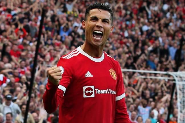 Le grand retour très réussi de CR7 à Manchester United