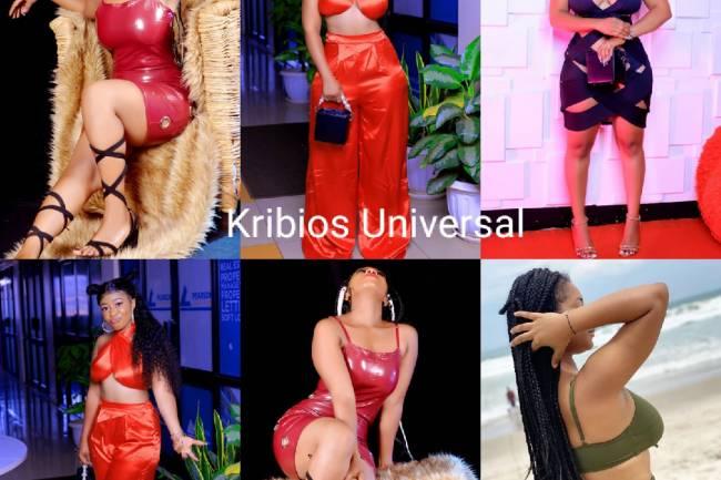 Ces looks de la Congolaise Diva Key qui intéressent les internautes