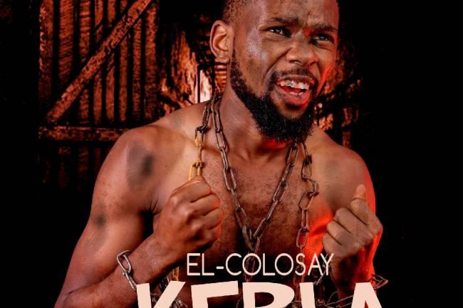 Découvrez l'artiste Congolais El-Colosay, l'auteur de l'album Kebla