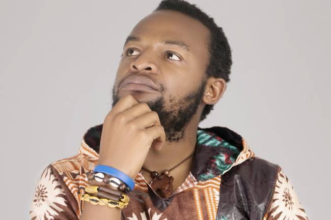 William Sham Weteshe, l'unique metteur en scène congolais participant au programme de relance de l'activité théâtrale en Afrique à Ouagadougou