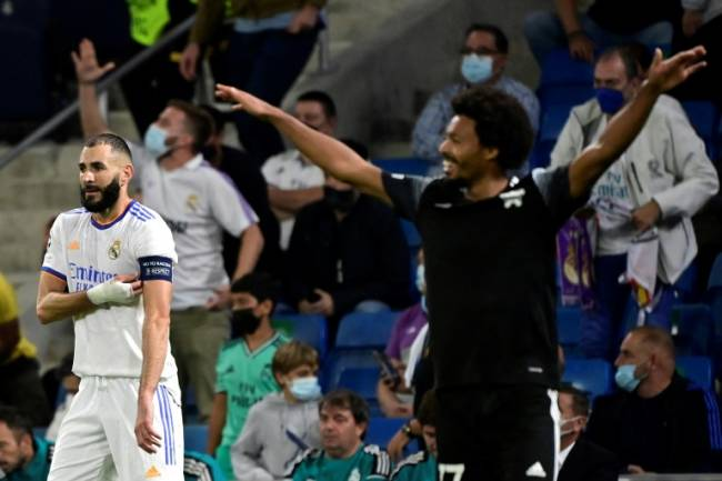 Le géant Real Madrid humilié par le Sheriff Tiraspol, petit poucet de la compétition !