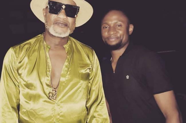Julien Wenga à Kinshasa : Ce Director célèbre de Goma travaille désormais avec la Légende congolaise Koffi Olomidé !