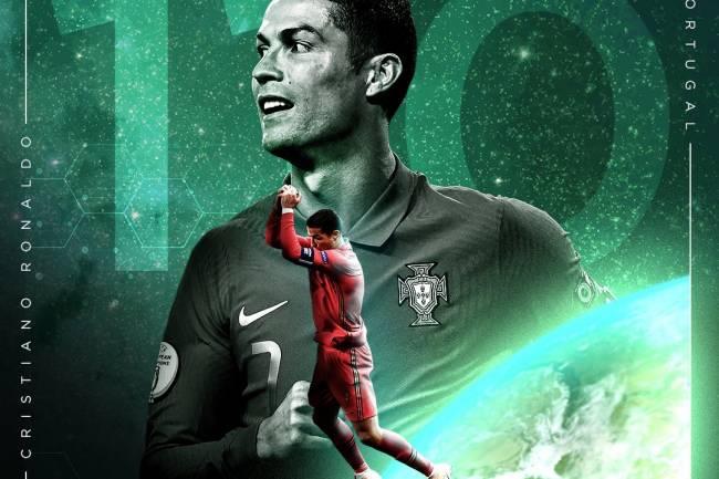 Cristiano Records ou  Monsieur la ligue des champions