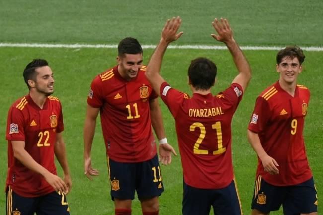 Ligue des Nations: L'Espagne file en finale mettant fin à l'invincibilité de l'Italie