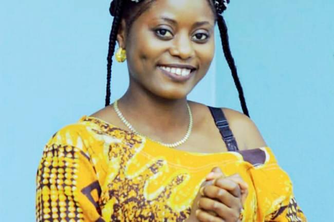 Johanna Kanyengele, l'une des perles rares du Gospel Congolais !