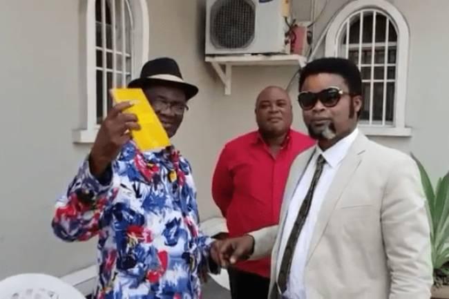 Les proverbes d'adieu de Félix Wazekwa à Lutumba Simaro !