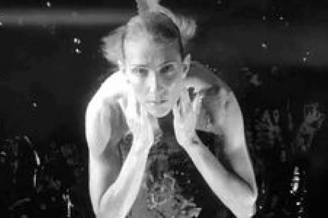 Celine Dion nue dans son nouveau clip !