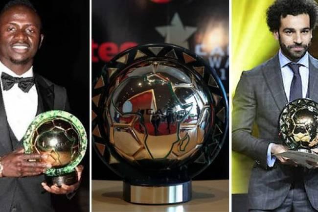 Ballon d'Or africain 2019 : Les trois finalistes dévoilés !