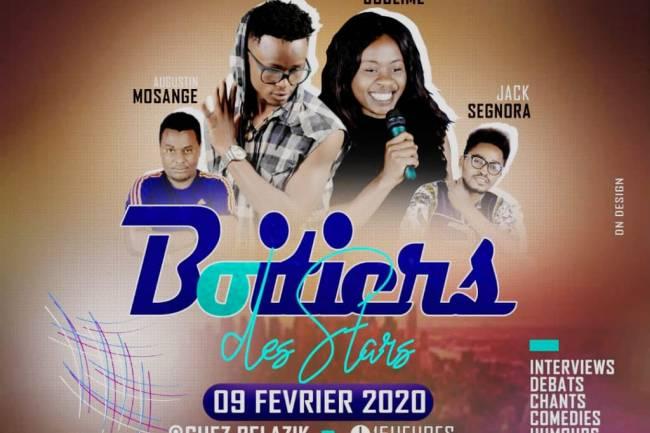 Une nouvelle initiative est mise en ligne à Goma : Boîtiers des Stars !