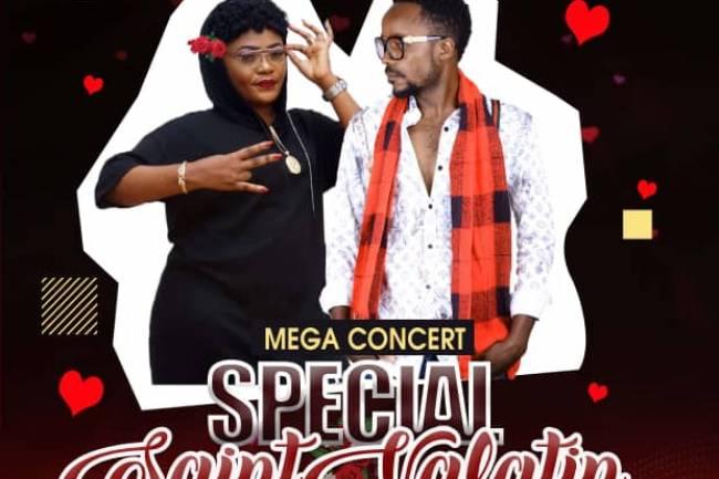 Spécial Saint-Valentin avec Bob Negro et Rachel Moza Chez Bel'Air à Goma