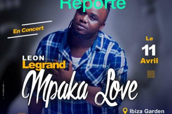 Le concert de Mpaka Love à Ibiza est reporté !