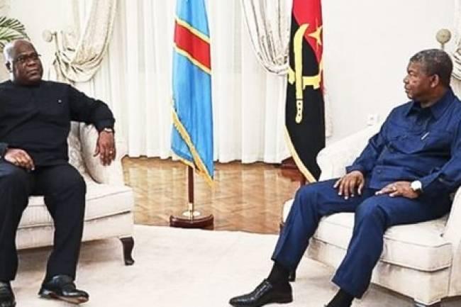 Rien ne semble marcher entre Tshisekedi et Lourenço au sujet de l'or noir frontalier