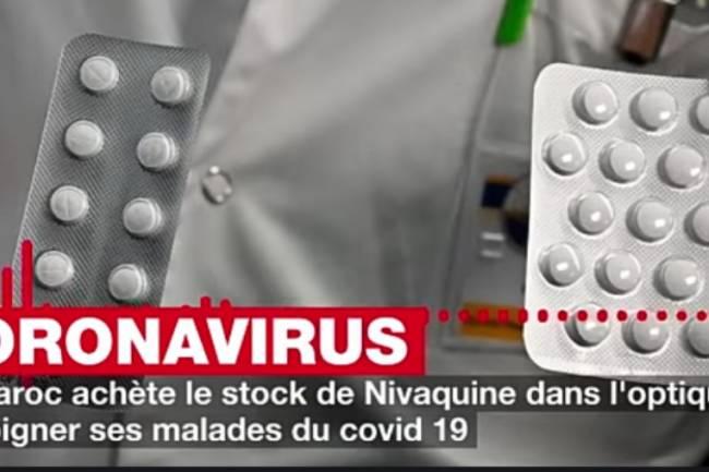 Le médicament du coronavirus est en fin là !