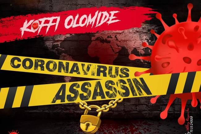 Le chanteur congolais Koffi Olomidé sort «Coronavirus Assassin»
