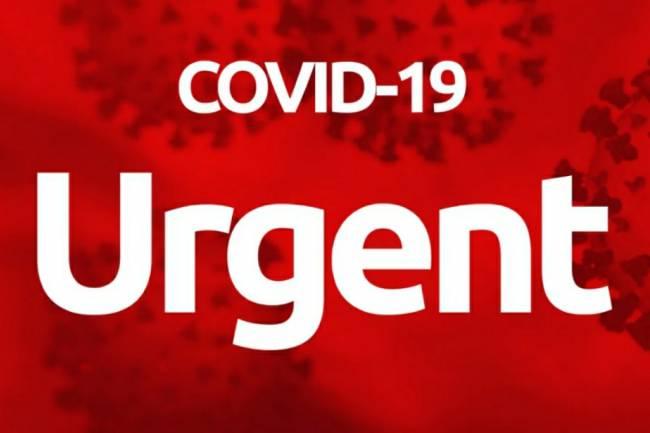 Urgent: La situation épidémiologique covid-19 monte en puissance en RDC !