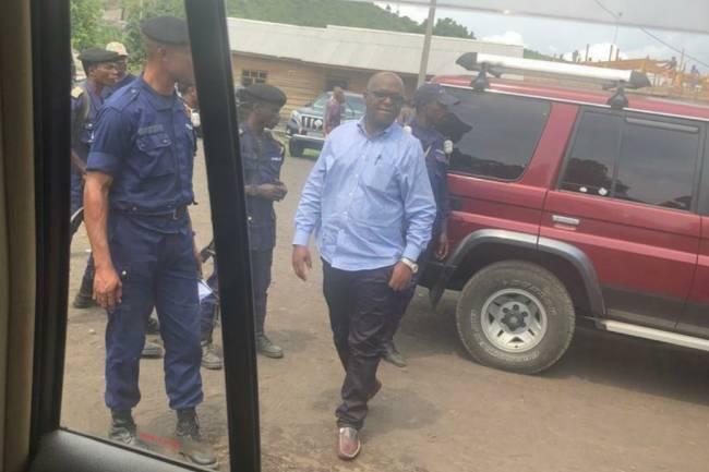 Affaires détournement de fonds: Kamanzi Runigi l'ACOGENOKI au parquet général de Goma