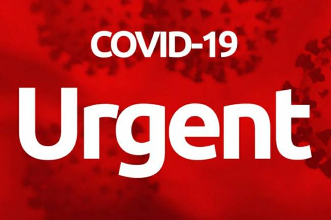Urgent: Plus de Covid-19 au Nord-Kivu !