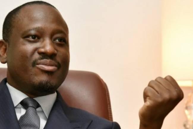 L'ex 1er ministre Ivoirien, Guillaume Soro derrière les barreaux