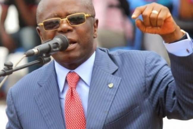 André Kimbuta s'approche de la prison Makala !
