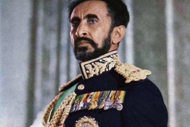 Le Ras Tafari Haïlé Sélassié Ier ou le Roi des rois d'Éthiopie !
