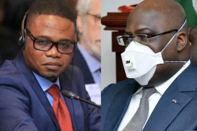 Urgent!! Désiré Cashmir Kolongele désigné Direcab intérimaire de Félix Tshisekedi