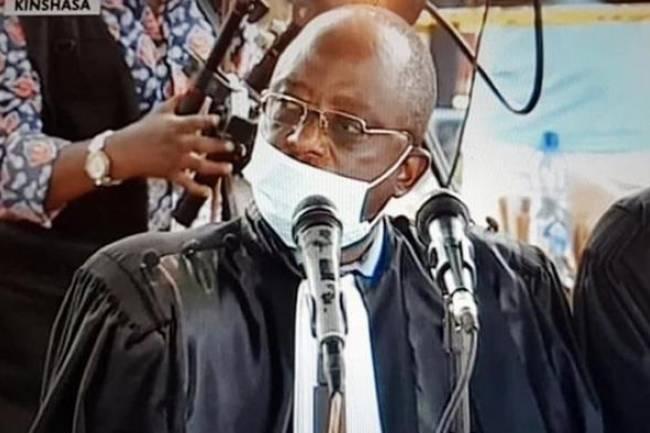 Ça chauffe en RDC: polémique autour de la mort subite du juge Raphael Yanyi