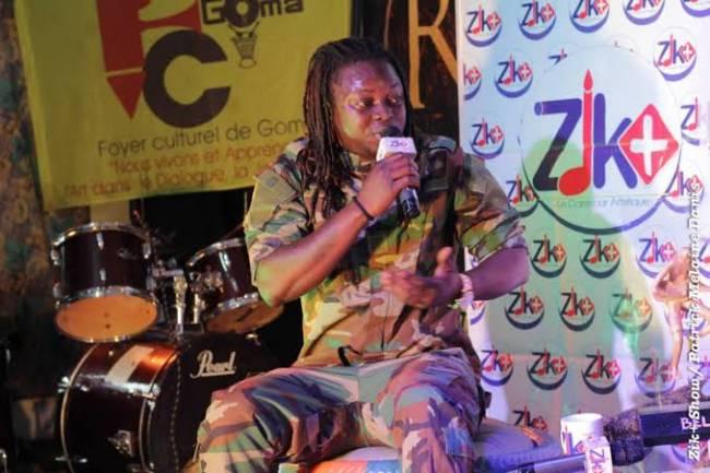 Les rendez-vous du week-end d'Alitsheur Amouly à Goma