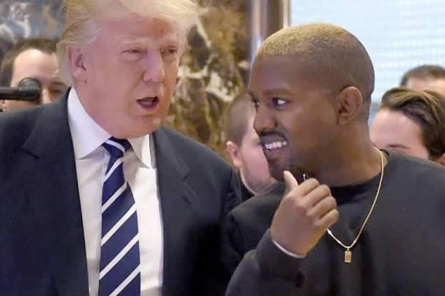 Le rappeur Kany West déclare sa candidature à l'élection présidentielle de novembre 2020 aux USA