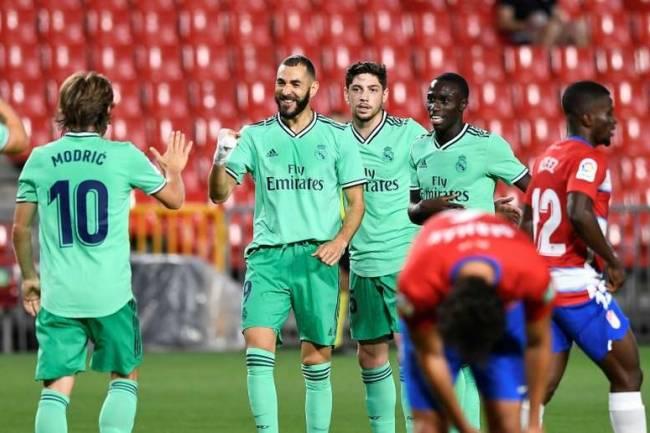 Le Real Madrid à deux doigts du titre