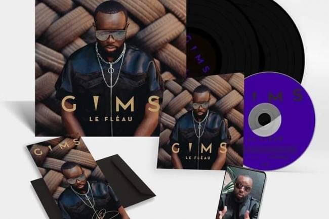 """Gim's s'apprête à sortir son nouvel album """"Le Fléau"""""""