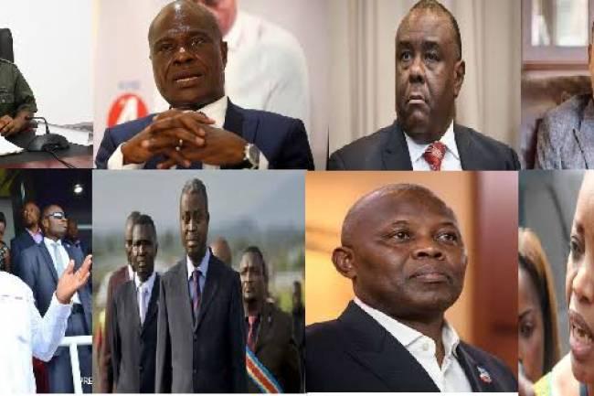 Affaires élections présidentielles : 2023 s'annonce agitant en RDC!