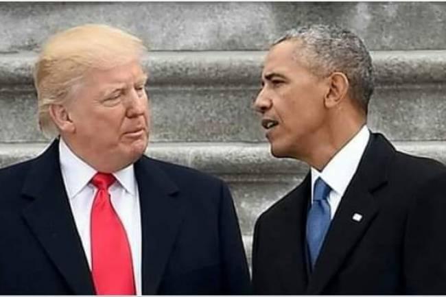 Ça chauffe aux USA ! Obama tacle encore une fois Trump